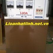 ỔN ÁP LIOA 15KVA MODEL SH3-15KII 3 PHA