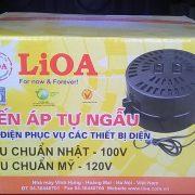 ĐỔI NGUỒN LIOA 1 PHA 400VA- DN004