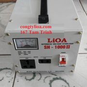 ỔN ÁP LIOA 1KVA MODEL SH -1000II