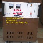 ỔN ÁP LIOA 15KVA MODEL DRII-15000II