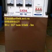ỔN ÁP LIOA 10KVA MODEL DR3-10KII 3 PHA