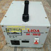 ỔN ÁP LIOA 0,5KVA MODEL SH- 500II