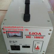 ỔN ÁP LIOA 1KVA MODEL DRI- 1000II